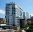 New construction condominiums in downtown Chicago