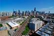 Mondial offers panoramic views of the Chicago skyline