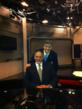 TRS Founder Michael Rozbruch meets with the national talk show host Sean Hannity in New York.