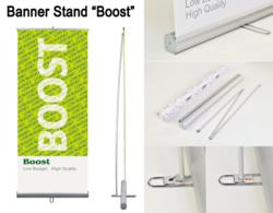 Banner Stands Retractable