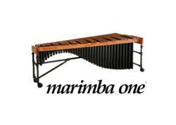 Concert 5-octave marimba by Marimba One