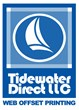 Tidewater Direct Announces Production of 2 Color Sunday Press