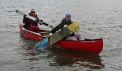 gI 0 MaelleAshleighCanoe BCSkiGames.com Gives Contest Winner the Chance to Train with Two Olympic Gold Medalists