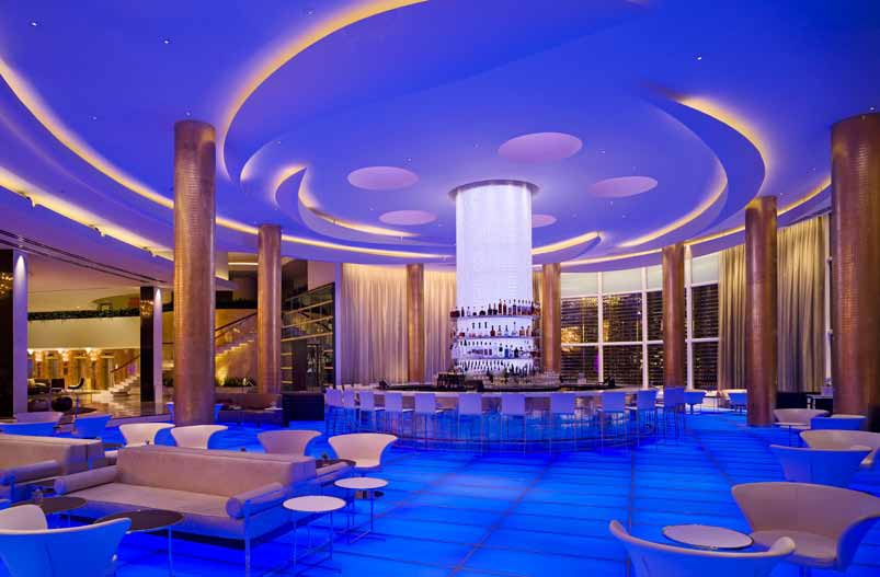 Miami Beach Lounge Fontainebleau Miami Beach