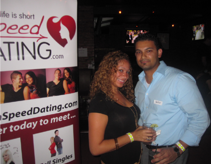 Speed ​​dating nyc über 50