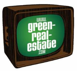Green-Real-Estate.com Logo