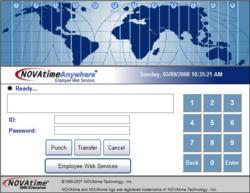 Employee Web Services (EWS)