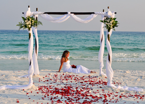 Destin Beach WeddingDestin Wedding Packages For Minister And Photography