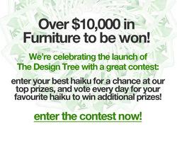 Haiku contest by Design Tree