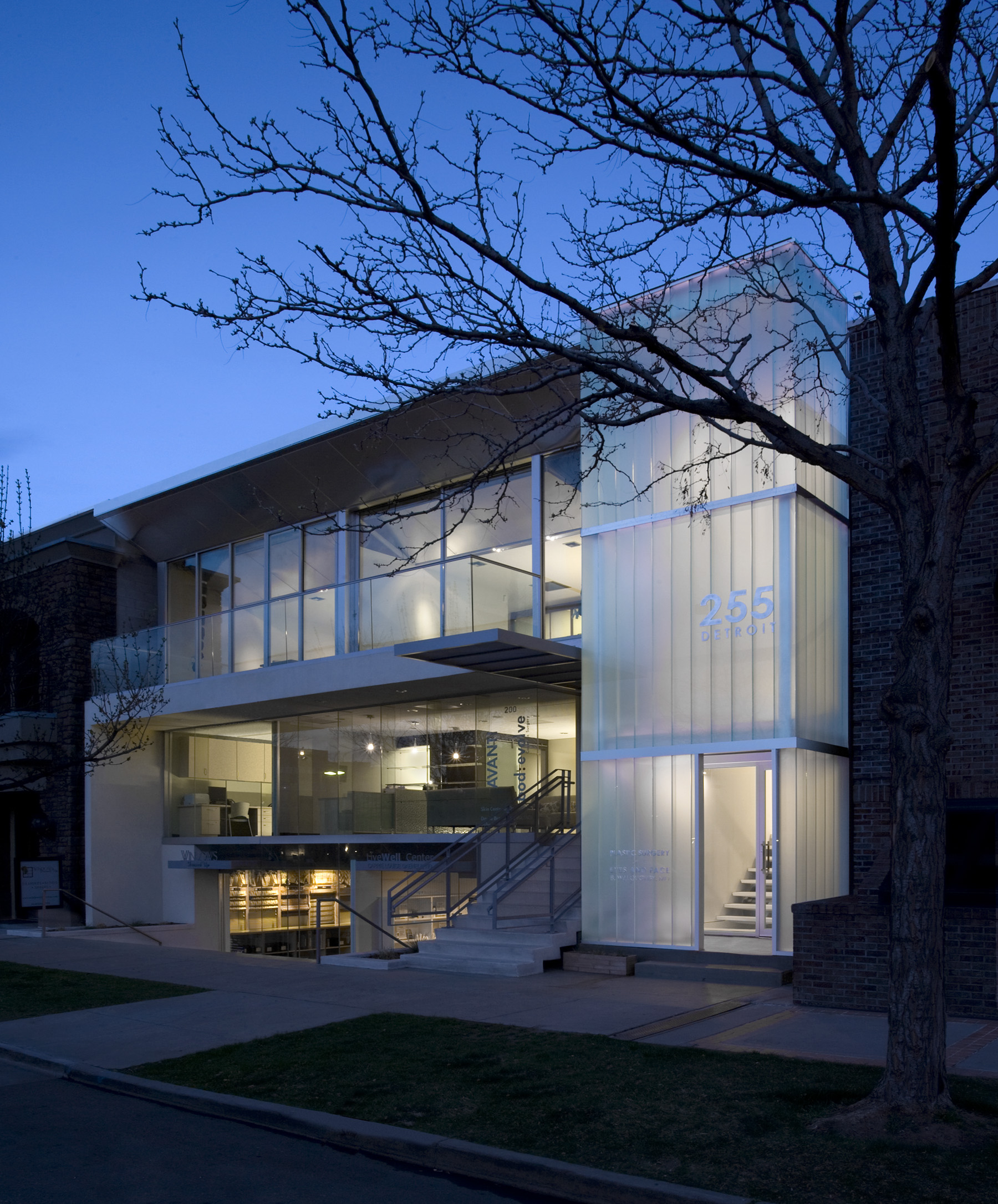 Sexton lawton architecture wins 2010 mayor s design award for Lawton architectural products