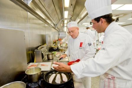 francois dionot president of l academie de cuisine