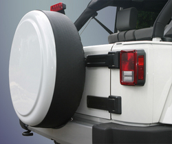 Boomerang Tire Covers for Jeep Wrangler Available