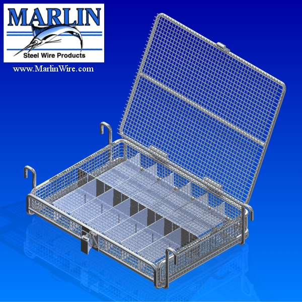 Marlin Steel Wire Products Reaches 1 000 Days Of Safety