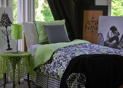 Deck My Dorm Expands Girls Dorm Bedding and Girls Dorm Decor and ... : quilts for college dorms - Adamdwight.com