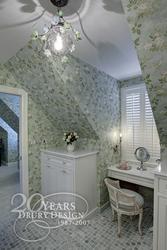 Large Traditional Bath Design | First Place NKBA | Drury Design | CMKBD | ASID | Hinsdale Illinois