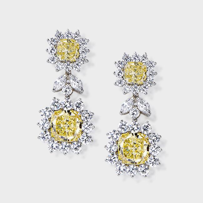 Colored Cubic Zirconia Vs Colored Diamonds Get The
