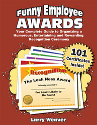 funny office awards 101 funny award ideas for employees