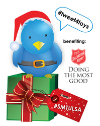 Social Media for social good via Twitter. #tweet4toys