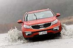 Kia Sportage SUV of the Year