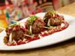 Mellow Mushroom Pizza Baker's Meatball Appetizer