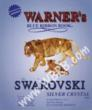 Swarovski Catalog: Warner's Blue Ribbon Book on Swarovski Silver Crystal