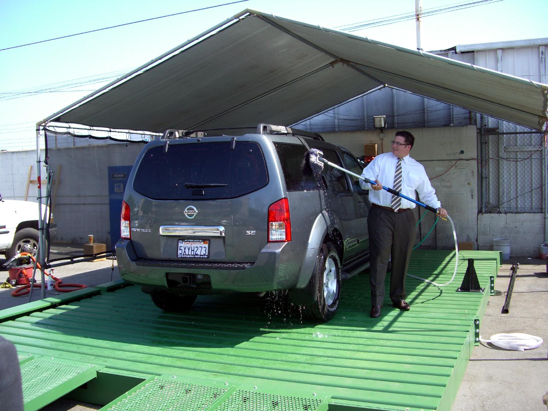 Car Wash For Rental Companies