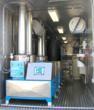 4 Hydroblaster pressure washers in portable equipment enclosure