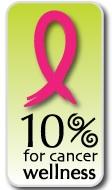 The Tea Spot's 10% Pledge for Cancer Wellness