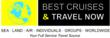 Best Cruises and Travel Now logo