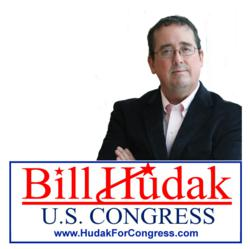 Bill Hudak, candidate for Congress (MA-6)