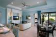 The living room of the San Sebastian Model