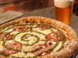 Mellow Mushroom Pizza Baker's Kosmic Karma Pizza