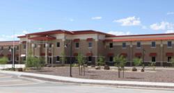 Fort Bliss Combat Aviation Brigade Headquarters Building