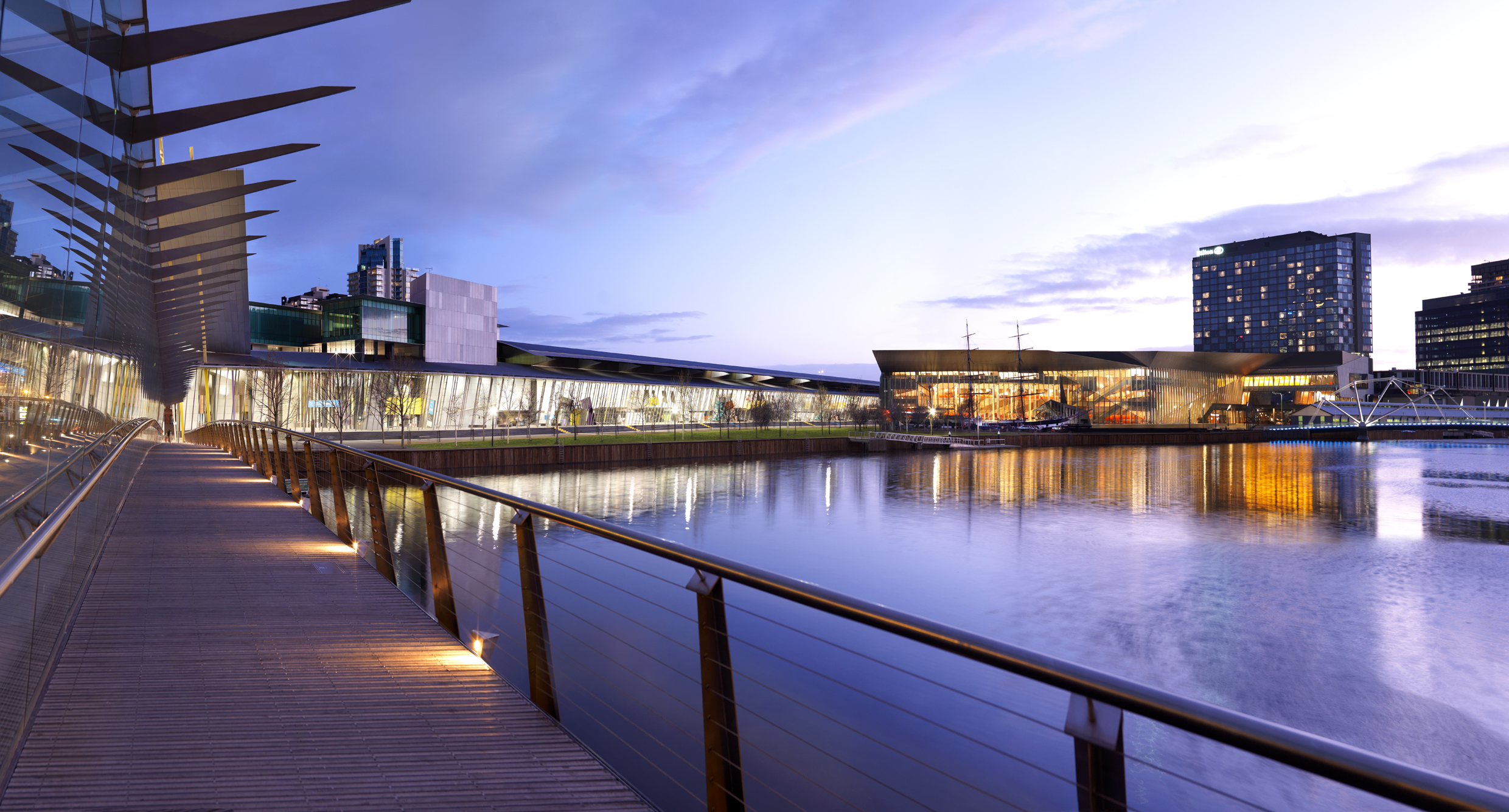 Mcec receives further design industry accolades at idea for Design industry melbourne