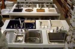"The Bath + Beyond will host ""Design Styles & Kitchen Sinks"" Thursday."
