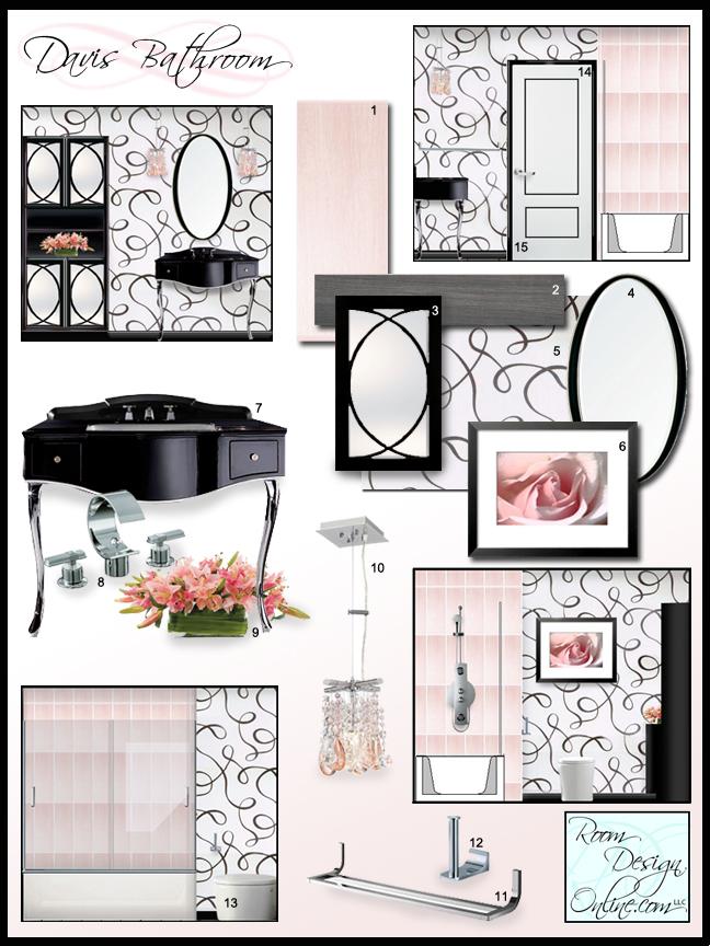The Gallery For Interior Design Concept Board Kitchen