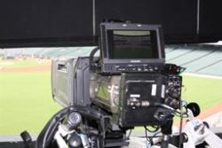 CopperHead 3400 fiber optic transceiver for sports production on X-Mo camera