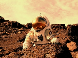 exercise in space, home gym, home gym equipment, exercise equipment, mars rover, mars expedition.