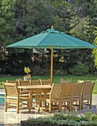 outdoor Teak wood furniture