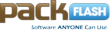 PackFlash Logo
