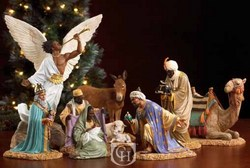 African American Nativity Celebrates The Birth Of Jesus Christ