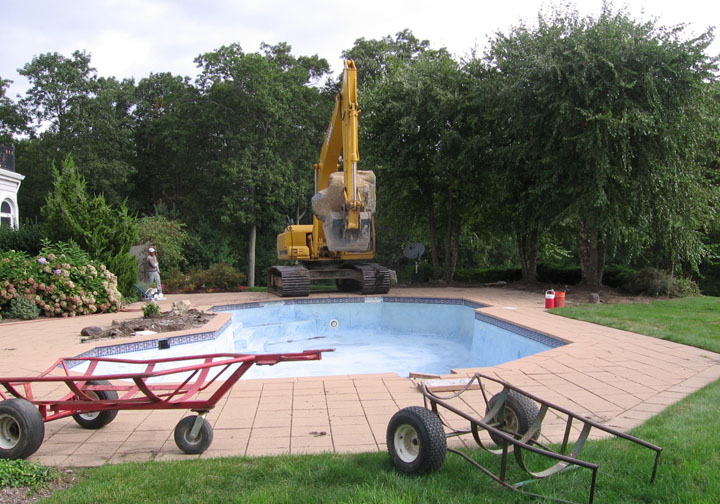 New jersey swimming pool remodeling and renovations for Pool design center