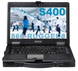 Getac S400 Semi-Rugged Notebook