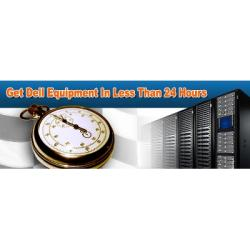 Get Dell Equipment in less than 2 hours
