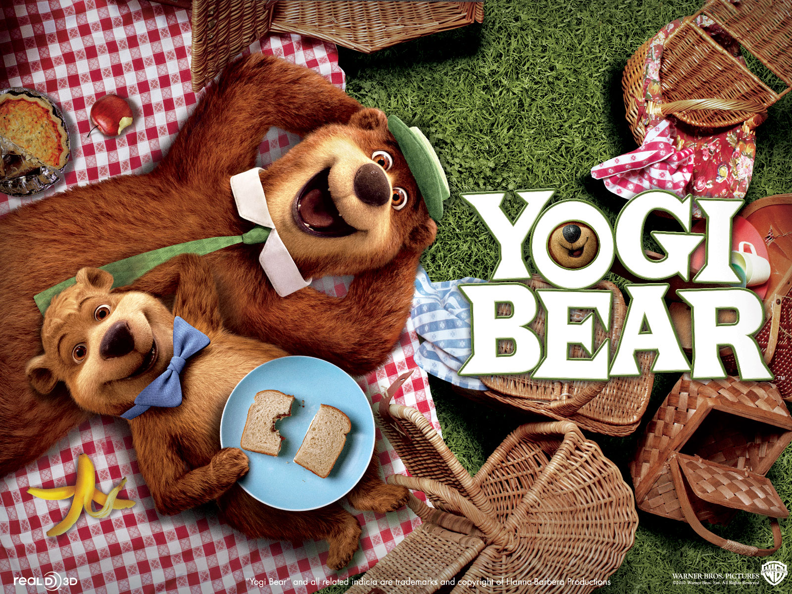 Yogi Bear Quotes Picnic Basket: Film Partnership Aims To Inspire People To Learn About