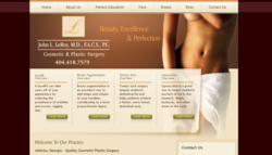 Dr. John LeRoy Atlanta GA plastic surgeon
