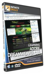 Dreamweaver CS5 Training DVD