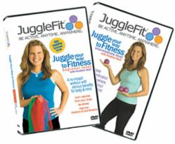 Juggle Your Way to Fitness DVDs