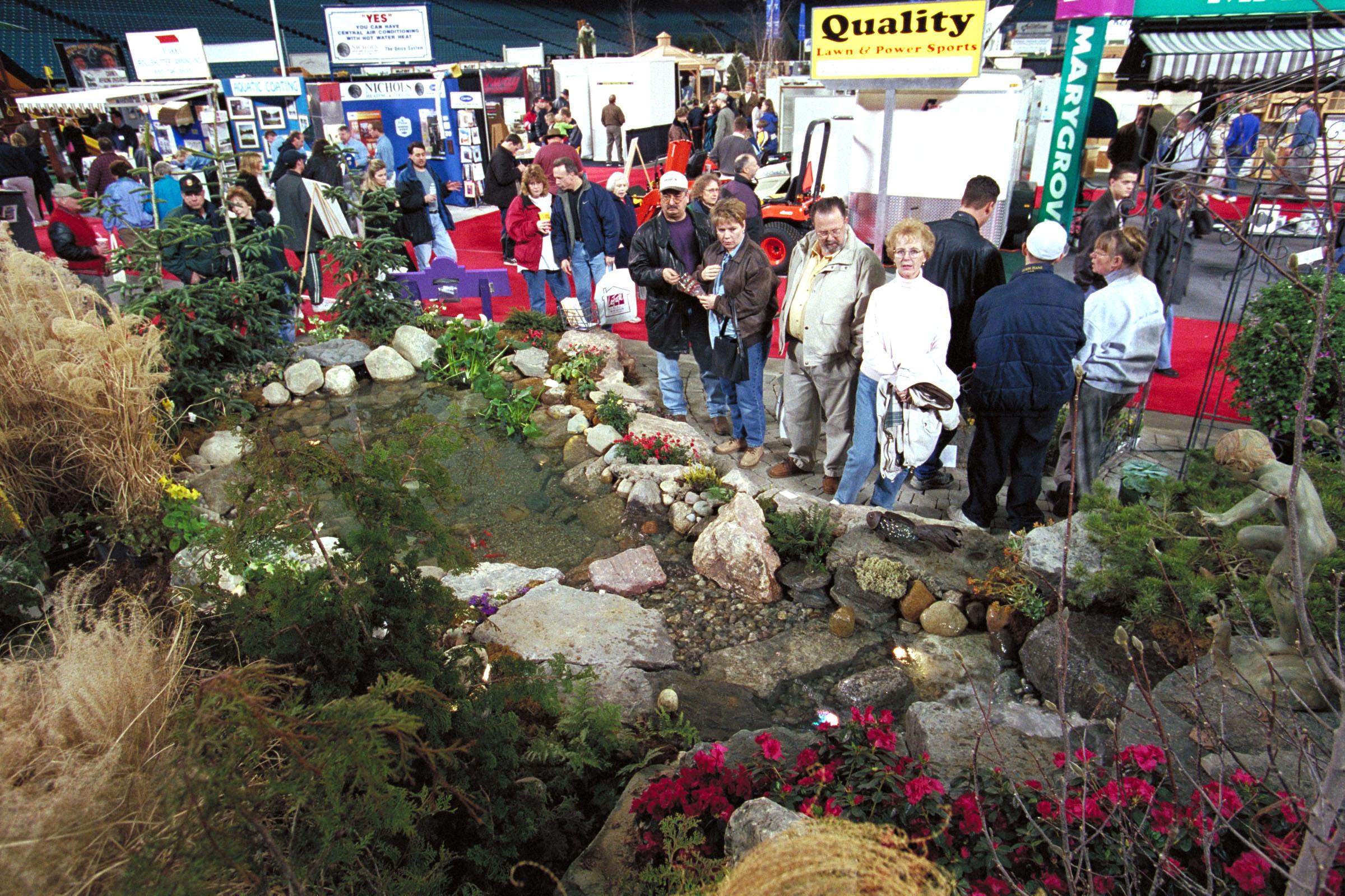 Perfect Michigan Home U0026 Garden Show Fact Sheet Amazing Ideas