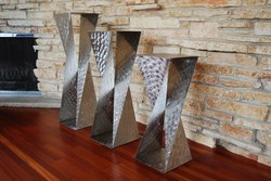 Custom Metal Home Launches Fresh Line Of Stainless Steel Table Bases U0026 Table  Tops
